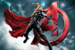 Free Thor Avengers Picture for Android, iPhone and iPad