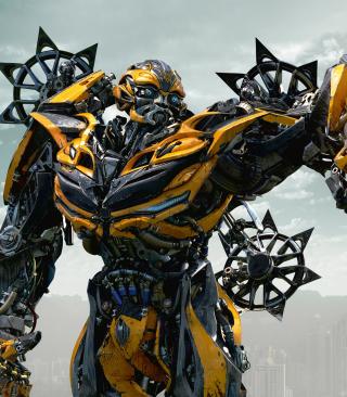 Bumblebee - Obrázkek zdarma pro 360x480