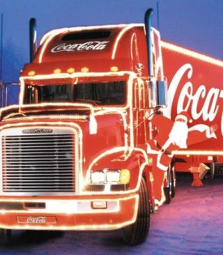 Coca Cola Truck - Obrázkek zdarma pro Nokia C2-01