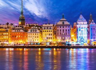 Stockholm Wallpaper for Android, iPhone and iPad