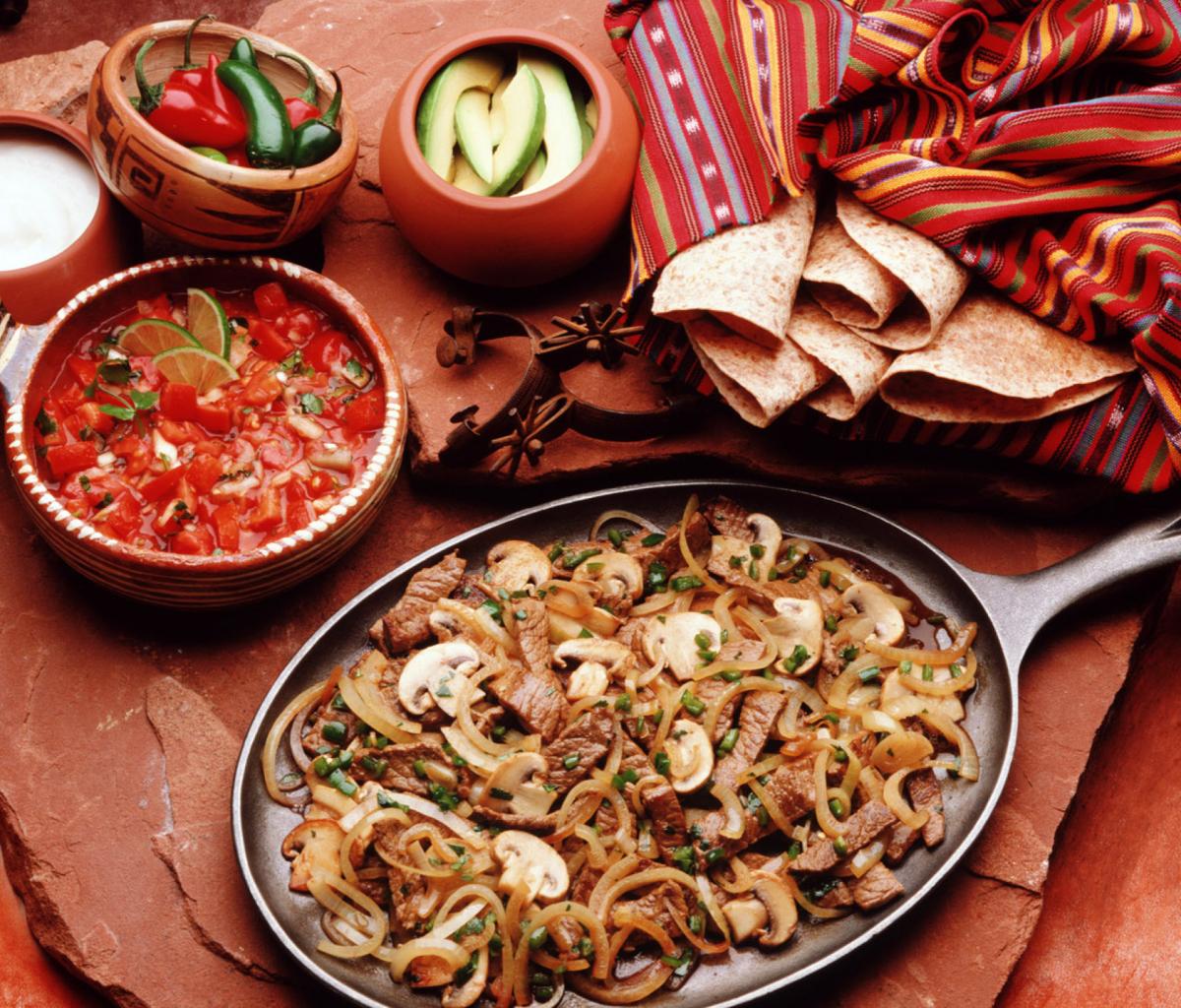 Цыганские блюда рецепты