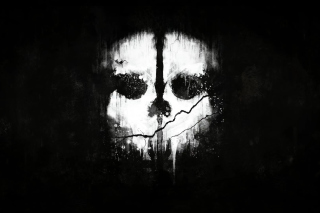 Call Of Duty Ghosts Mask Wallpaper for Android, iPhone and iPad
