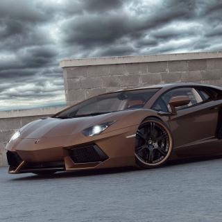 Lamborghini Aventador LP800 - Obrázkek zdarma pro 1024x1024