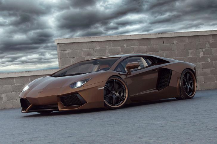 Lamborghini Aventador LP800 wallpaper