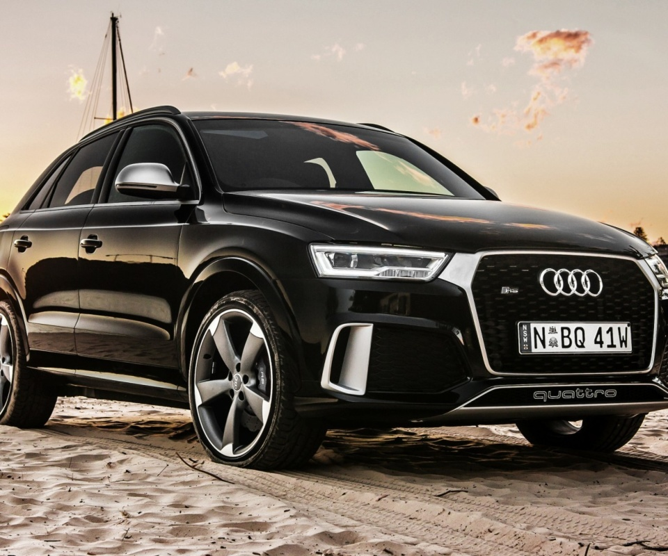 Audi Q3 RS SUV Wallpaper For Samsung Epic 4G