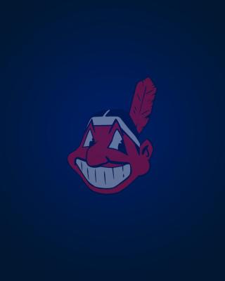 Cleveland Indians - Obrázkek zdarma pro Nokia Asha 503