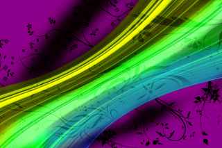 Fashion Abstract Design - Obrázkek zdarma pro Widescreen Desktop PC 1280x800