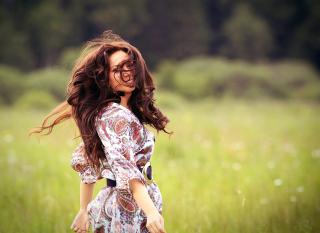 Beautiful Girl - Obrázkek zdarma pro Fullscreen Desktop 800x600