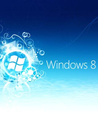 Windows 8 Blue Logo - Obrázkek zdarma pro Nokia Lumia 820