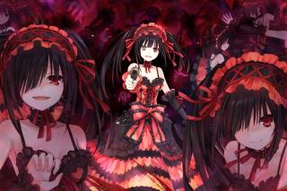 Date A Live Kurumi Tokisaki - Obrázkek zdarma pro Android 1600x1280
