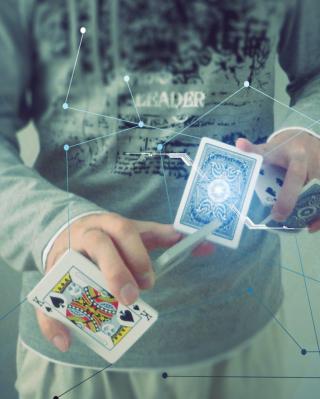 Futuristic Magician - Obrázkek zdarma pro Nokia C6-01