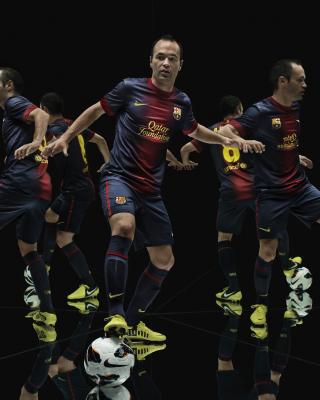 Nike Football Uniform - Obrázkek zdarma pro Nokia X7