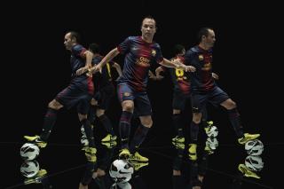 Nike Football Uniform - Obrázkek zdarma pro Samsung Galaxy Tab 4G LTE
