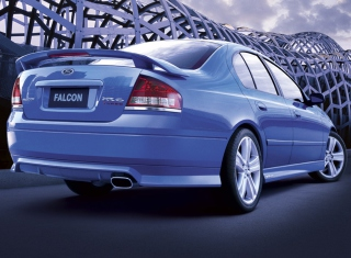 Ford Falcon Background for Android, iPhone and iPad