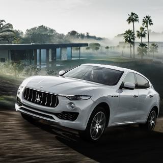 Maserati Levante - Obrázkek zdarma pro iPad mini 2