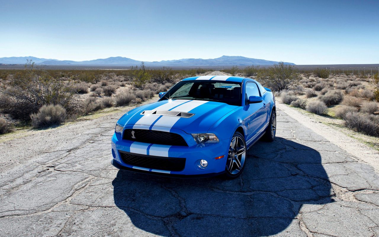 Mustang wallpaper widescreen