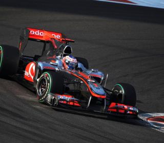 Jenson Button - Mclaren F1 - Obrázkek zdarma pro 208x208