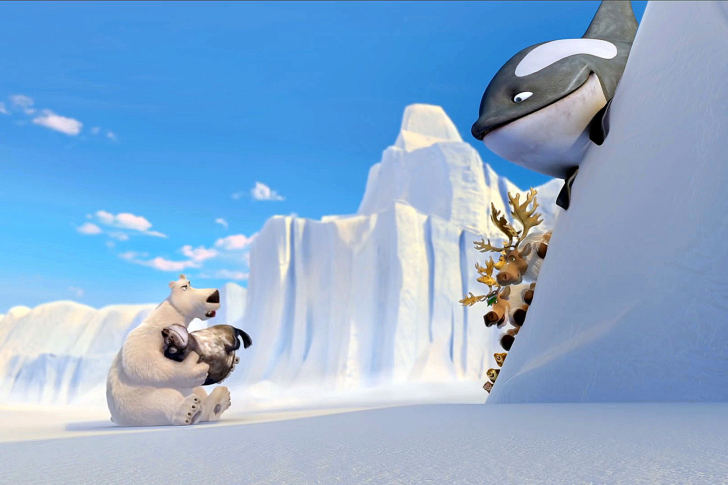 Norm Of The North HD wallpaper