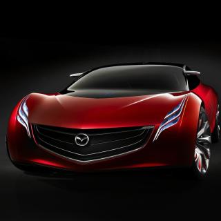 Mazda Ryuga Concept 2007 - Obrázkek zdarma pro iPad Air
