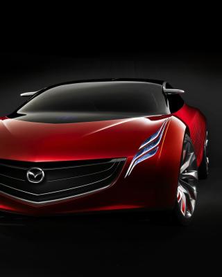 Mazda Ryuga Concept 2007 - Obrázkek zdarma pro iPhone 5