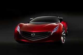 Mazda Ryuga Concept 2007 - Obrázkek zdarma pro 176x144