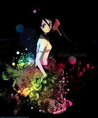 Bleach Anime - Obrázkek zdarma pro Nokia Asha 308