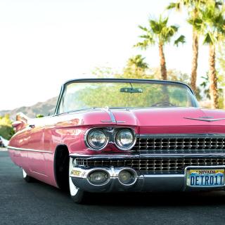 Cadillac Convertible 1959 - Obrázkek zdarma pro 320x320