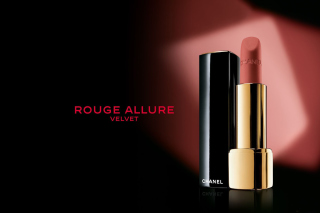 Chanel Rouge Allure Velvet Background for Android, iPhone and iPad