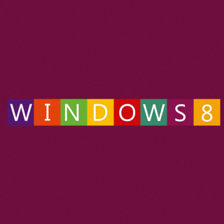 Windows 8 Metro OS - Obrázkek zdarma pro 320x320