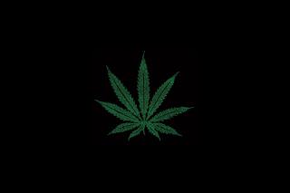 Marijuana Leaf - Obrázkek zdarma pro Samsung Galaxy Tab 2 10.1