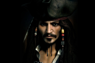 Captain Jack Sparrow Picture for Android, iPhone and iPad