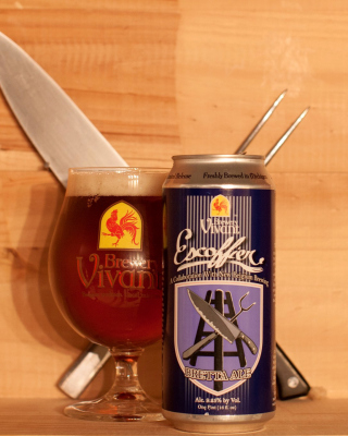 Belgian Brewery Vivant - Obrázkek zdarma pro Nokia C2-00