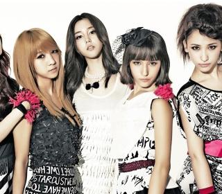 Women K-Pop - Obrázkek zdarma pro 320x320