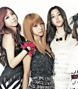 Women K-Pop - Obrázkek zdarma pro 768x1280