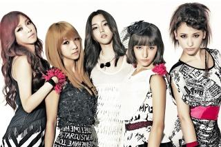 Women K-Pop - Obrázkek zdarma pro Samsung Galaxy Tab 3 10.1