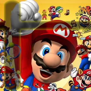 Mario - Obrázkek zdarma pro iPad Air