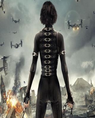Alice In Resident Evil - Obrázkek zdarma pro 128x160