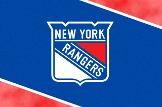 New York Rangers Logo Wallpaper for Android, iPhone and iPad