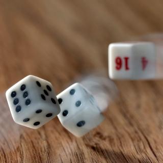Casino Dice Game Craps - Obrázkek zdarma pro iPad Air