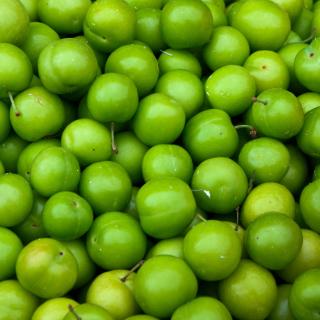 Green Apples - Obrázkek zdarma pro iPad Air