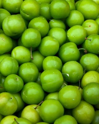 Green Apples - Obrázkek zdarma pro Nokia Lumia 625