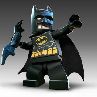 Super Heroes, Lego Batman - Obrázkek zdarma pro 208x208