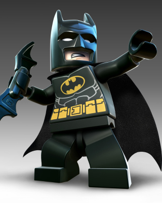 Super Heroes, Lego Batman - Obrázkek zdarma pro 480x854