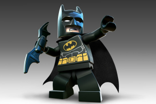 Super Heroes, Lego Batman Picture for Android, iPhone and iPad