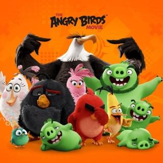 Angry Birds the Movie Release by Rovio - Obrázkek zdarma pro 208x208