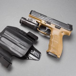 Pistols Heckler & Koch 9mm - Obrázkek zdarma pro iPad 2