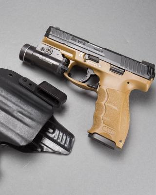 Pistols Heckler & Koch 9mm - Obrázkek zdarma pro Nokia C2-01