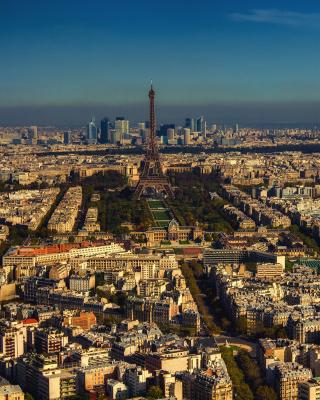 Paris Panoramic - Obrázkek zdarma pro 480x854
