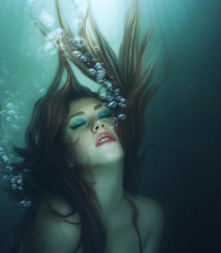 Underwater Bubbles - Obrázkek zdarma pro Nokia C3-01