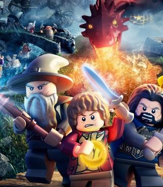 Lego The Hobbit Game - Obrázkek zdarma pro Nokia Lumia 625